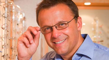Extensive Frame Selection at Christopherson Eye Clinic
